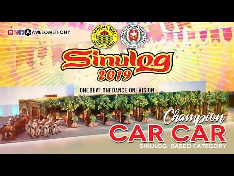 Carcar, Cebu (CHAMPION) -SINULOG-BASED CATEGORY - Sinulog Festival 2019
