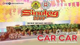 Carcar, Cebu (CHAMPION) -SINULOG-BASED CATEGORY - Sinulog Festival 2019 thumbnail