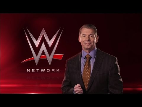 WWE Chairman and CEO Vince McMahon welcomes the world to WWE Network
