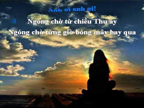 Karaoke: Các Anh Về - Hoàng Thi Thơ (Song Ca Cho Nam)