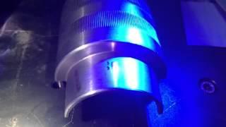 Оправка для запрессовки сальников вилки. Нанесение логотипа(Оправка для запрессовки сальников вилки мотоцикла. Изготовлено в Crazy Iron Финишный технологичский этап -..., 2016-02-15T16:37:52.000Z)
