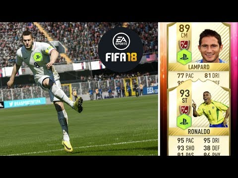 FIFA 18 ULTIMATE TEAM WISH LIST! PS4 LEGENDS, TRADING & MORE!