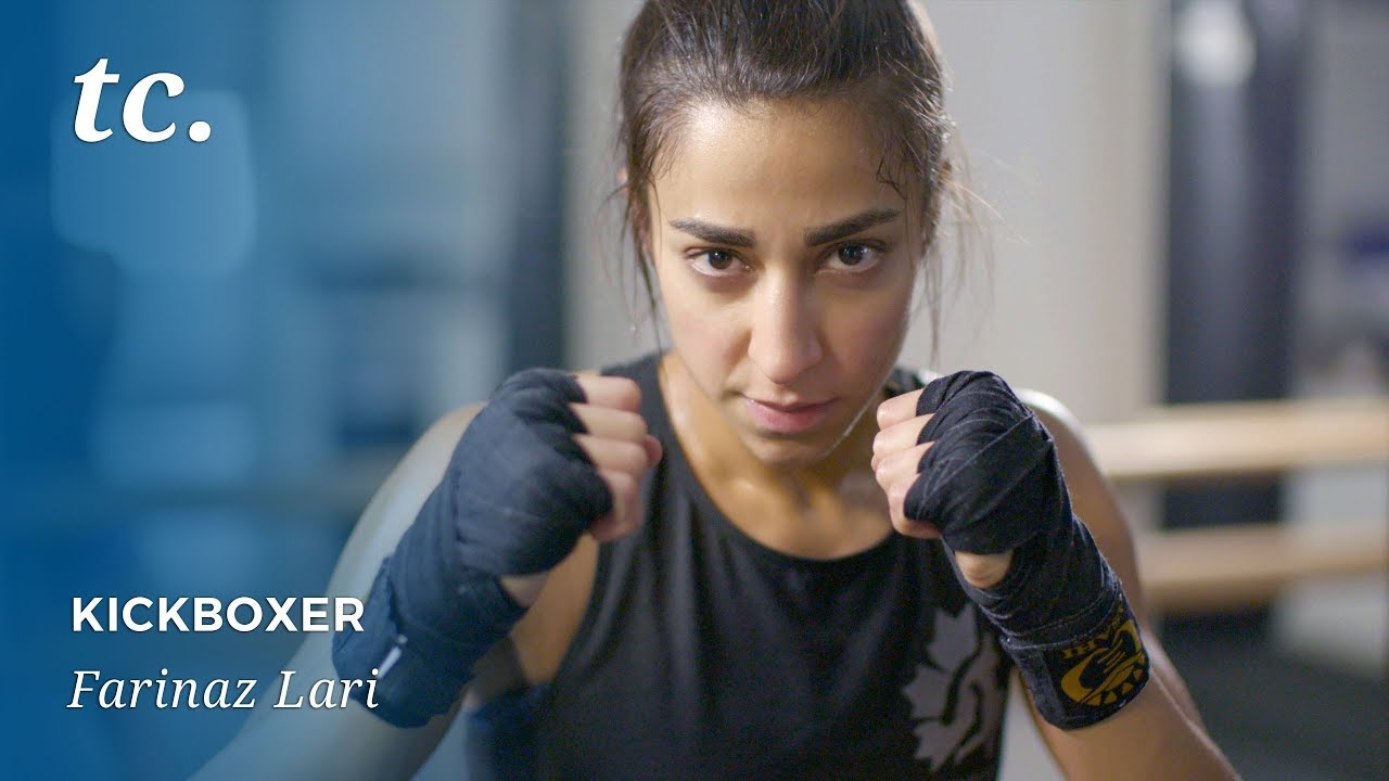 Fuelled by passion, fighting for respect: World Kickboxing Champion Farinaz Lari