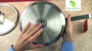 Обзор сковороды Rondell Verse 26см RDS-050