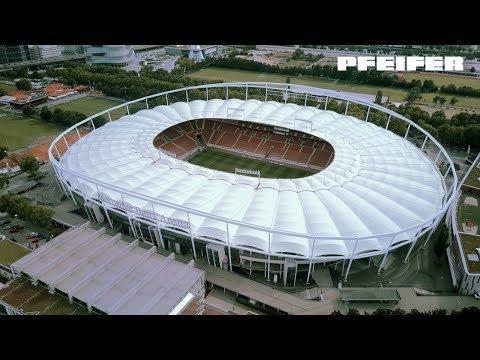PFEIFER - Mercedes-Benz Arena Stuttgart, Germany