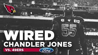 Chandler Jones was Mic'd Up vs. 49ers on Thursday Night Football | Arizona Cardinals