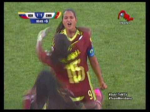Deyna Castellanos fue la heroína contra Camerún