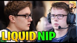 LIQUID vs NIP - EPICENTER Major 2019 Europe Closed Qualifier Dota 2