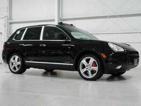 Porsche Cayenne Turbo--Chicago Cars Direct HD