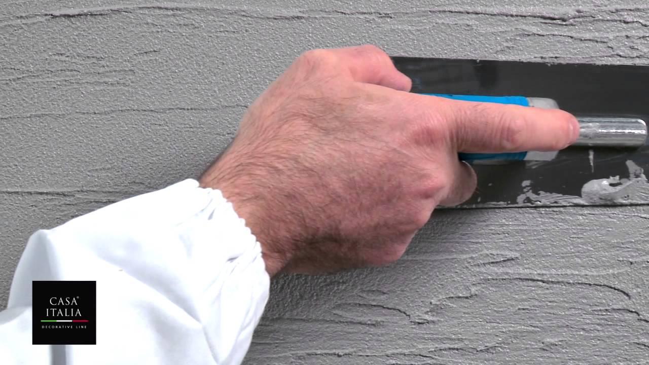 Pittura Effetto Cemento Grezzo : 03b metamorphosis pietrantica cemento casserato hd 720p youtube