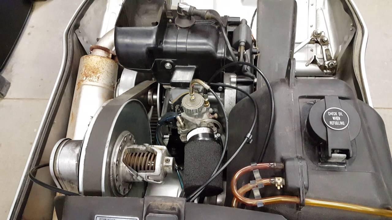 Yamaha Enticer Parts