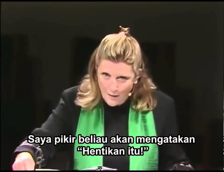 Pesan Perdamaian dari Seorang Pendeta Perempuan (wajib tonton)