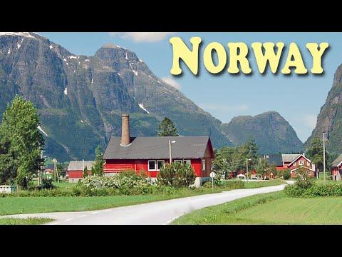 Norwegia - Kraina Fiordów 1