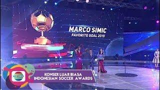 Download lagu Selamat! Goal Ciamik Marko Simic Raih Favorite Goal 2019 - KLB