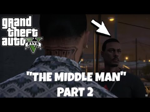"""Download """"MIDDLE MAN"""" PT 2 (GTA 5  SKIT BY DRAMA SETS IN) #AYOY"""
