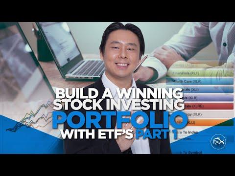 Build a Winning Investment Portfolio with ETFs Part 1 by Adam Khoo