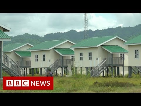 Myanmar camps built