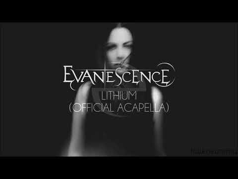 Evanescence - Lithium (Official Acapella)