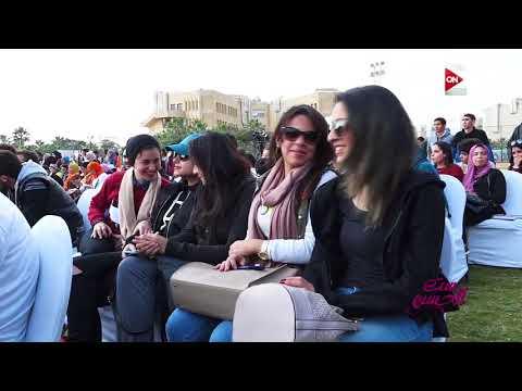 ست الحسن - قومي المرأة ينظم يوم رياضي لمناهضة العنف ضد المرأة تحت شعار-كوني-  - 15:21-2017 / 12 / 17