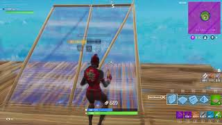 What to do when someone pushes you - Fast building will win you games #9 - Fortnite Highlight