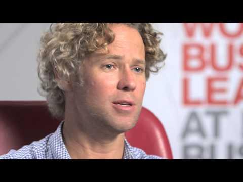 World Business Leaders: Tom Hulme | London Business School