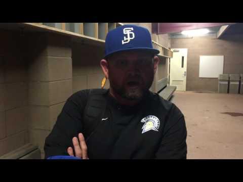 Head Coach Jason Hawkins' Postgame Comments (4/4/17)