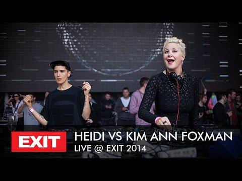 Heidi vs Kim Ann Foxman | Live at EXIT mts Dance Arena 2014 (Full Performance)