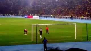 PENALTY PAHANG VS JDT 2.3.2015 STADIUM DARULMAKMUR