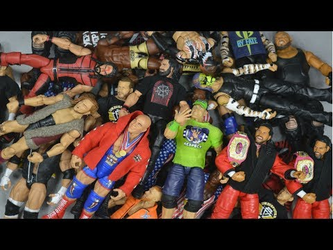 THE BEST WWE ELITE FIGURES OF 2018!