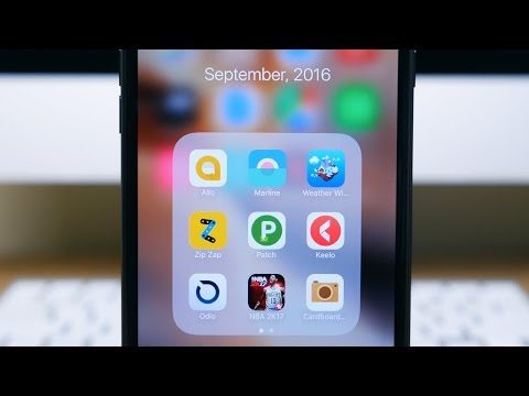 Top 10 iOS Apps of September 2016!