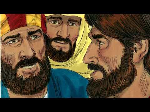 Amuzgo de Guerrero Juan 11 Resurrección de Lázaro [amu]
