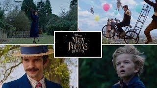 Mary Poppins Returns - Official trailer