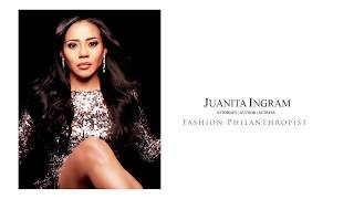 Juanita Brown Ingram - Fashion Philanthropist