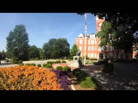 The Social Syllabus: Clemson University Campus