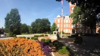 The Social Syllabus: Clemson University Campus