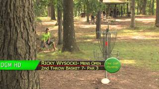 DGM 89- 2nd Round at the Pittsburgh Flying Disc Open