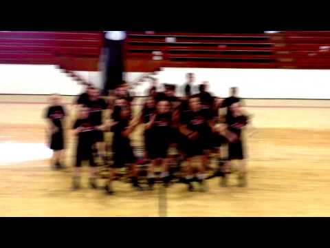 Luther High School bball GDFR 2015