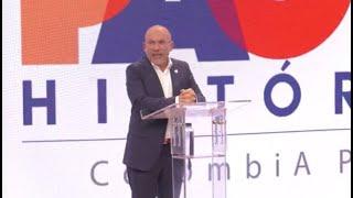 """""""Me arrepiento de haber creído en la política de Seguridad Democrática del Uribismo"""":Roy Barreras."""