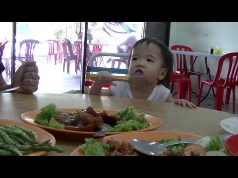 Sweet Spare Ribs, LONG Beans, Marmite Chicken, Sheng Seng Restaurant
