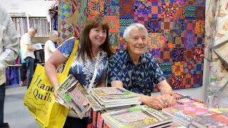 Festival of Quilts 2018   The Stand