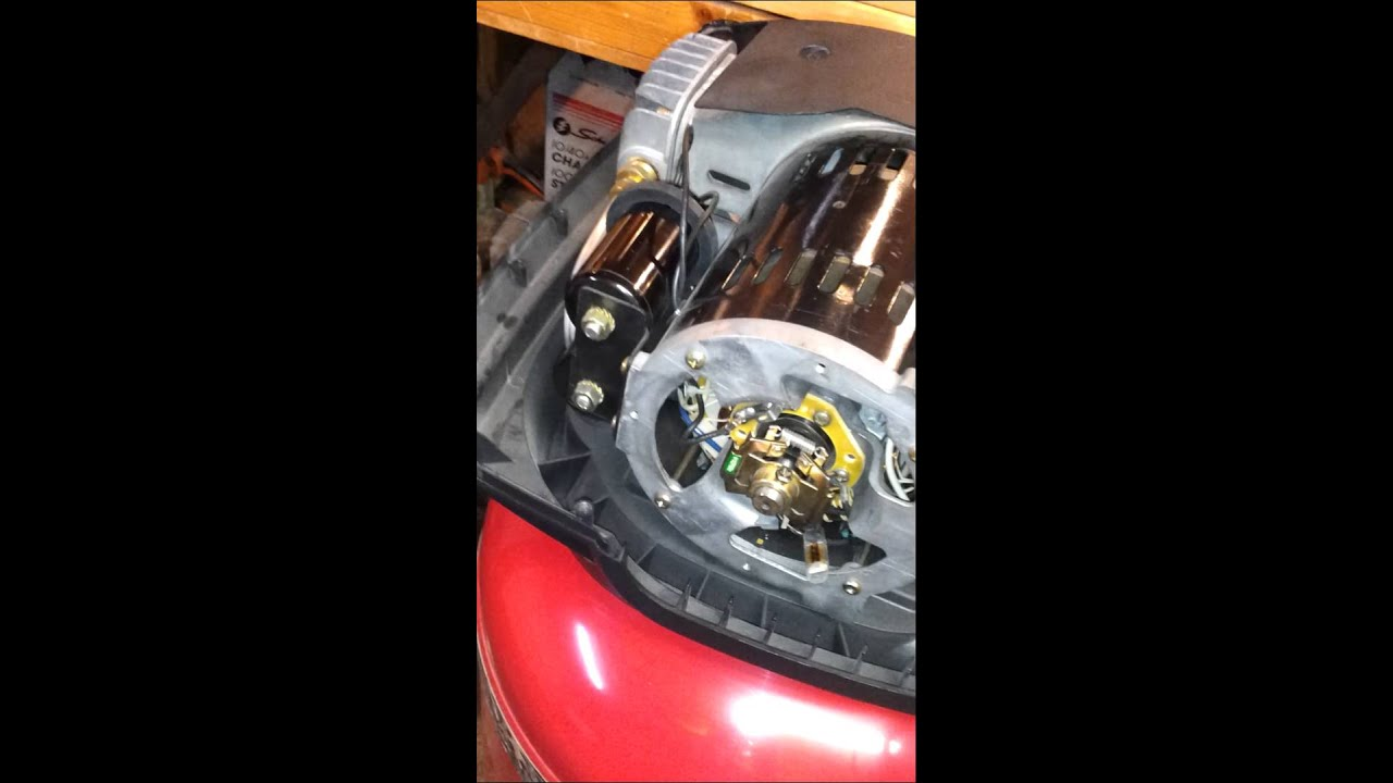 Husky Air Compressor Fix