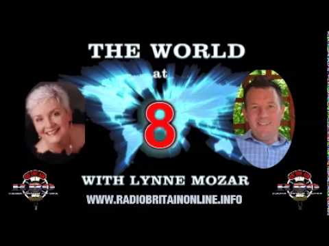 World at 8 Friday 1 August 2014 with  Adam Walker