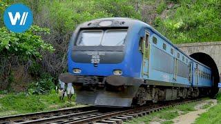 Sri Lanka - Eine legendäre Eisenbahnstrecke (360° - GEO Reportage)