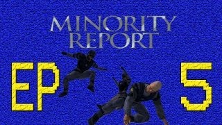 Minority Report Everybody Runs - Episode 5: Makin Time for Precrime - Radipals.