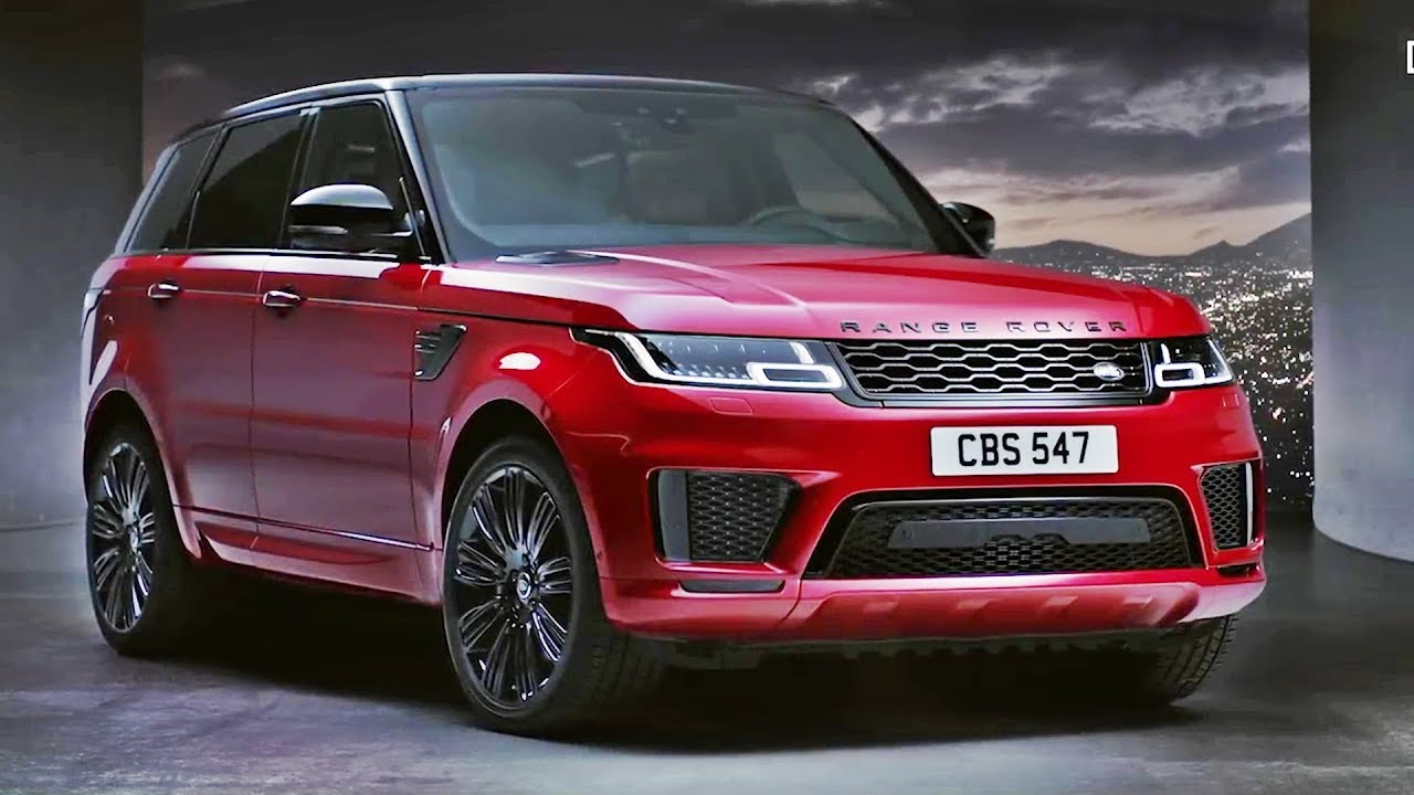 Image result for range rover 2019