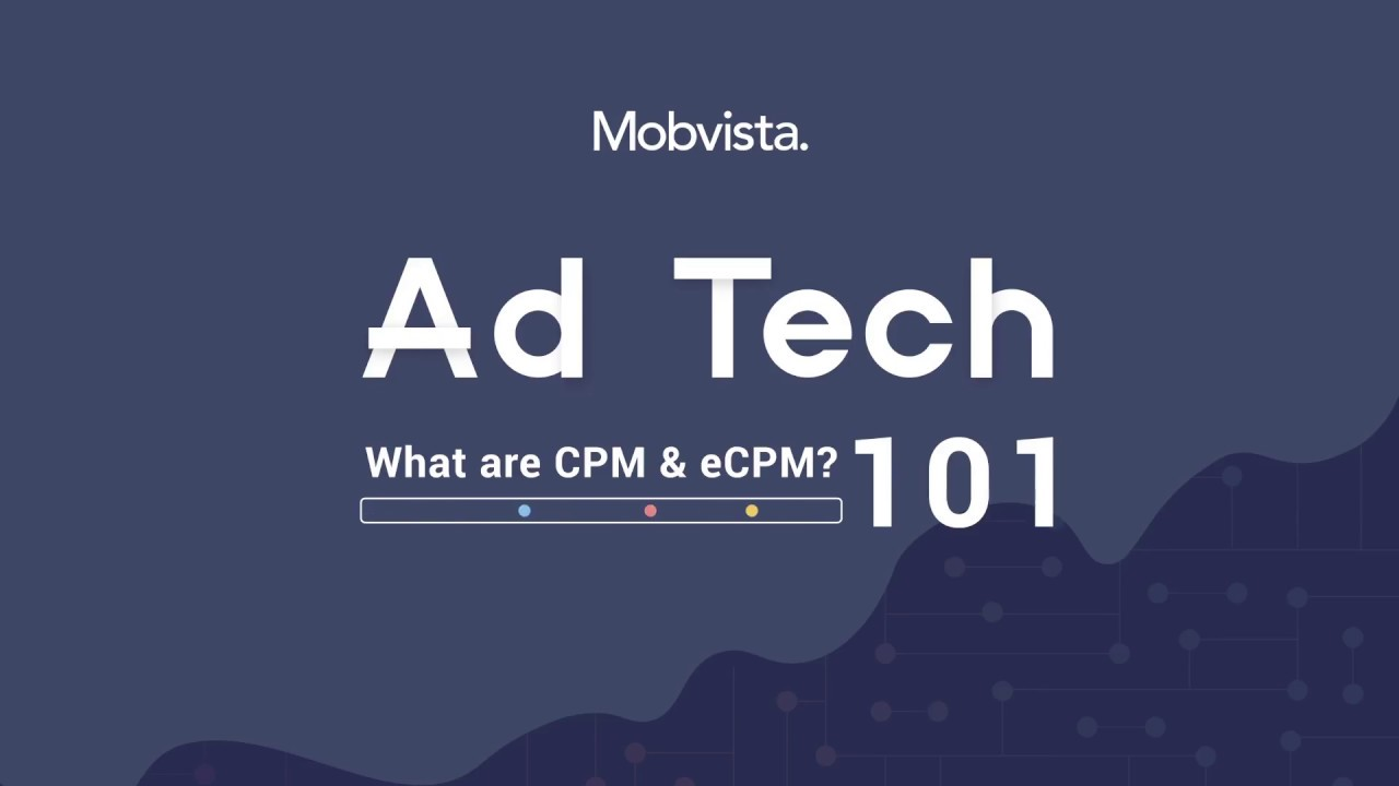 What's the difference between CPM and eCPM?