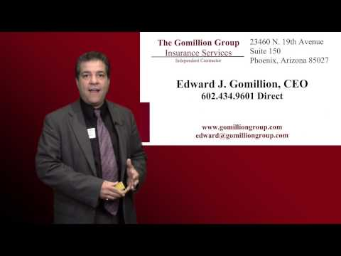 Edward Gomillion - The Gomillion Group Insurance Services