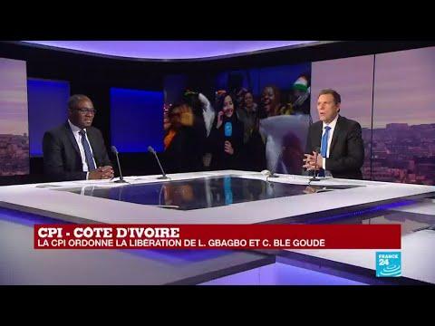CPI- Côte d'Ivoire : La CPI ordonne la libération de L.Gbagbo et C.Blé Goudé