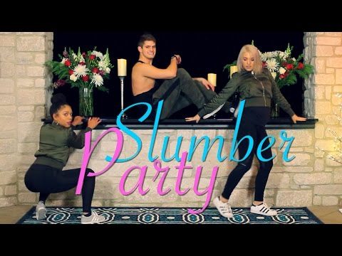 Britney Spears - Slumber Party feat Tinashe | The Fitness Marshall | Cardio Hip-Hop