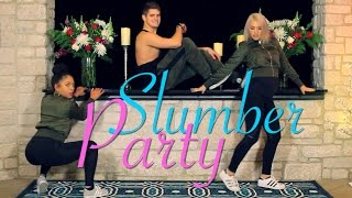 Britney Spears - Slumber Party feat Tinashe | The Fitness Marshall | Cardio Dance